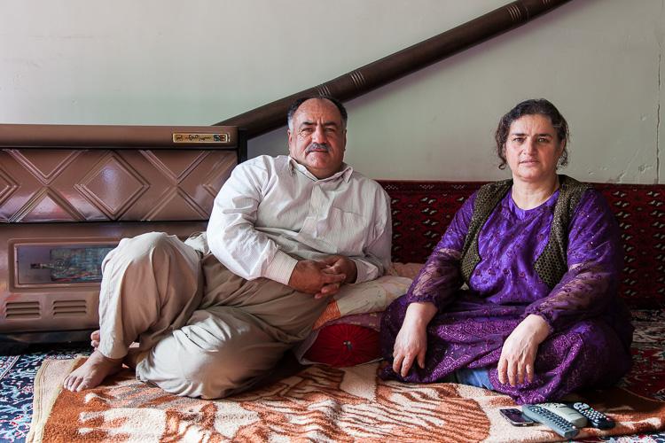 Staying with a Kurdish family in Kermanshah