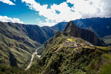 The Mighty Machu Picchu