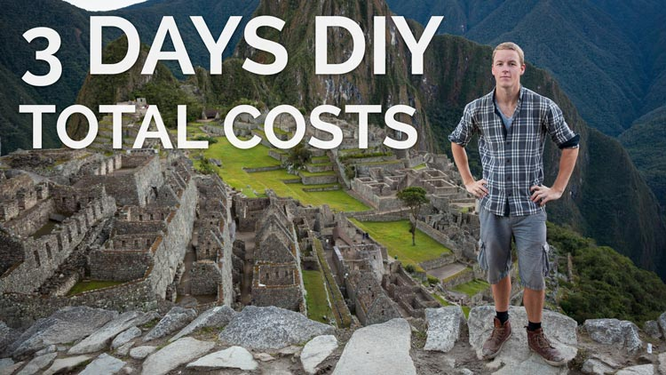 Costs of 3 days DIY