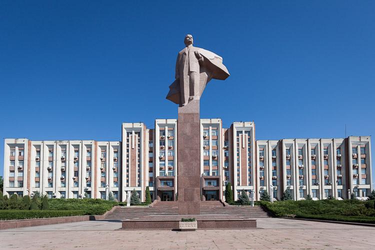 Vladimir Lenin Tiraspol