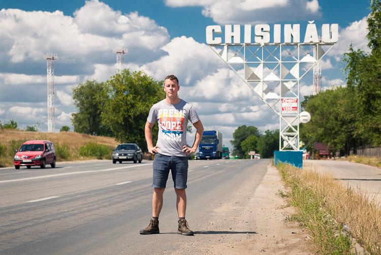 Chișinău is the capital of Moldova, a former Soviet state
