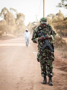Swazi army