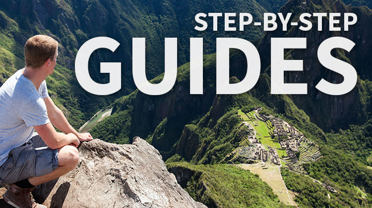 Step-by-Step Travel Guides