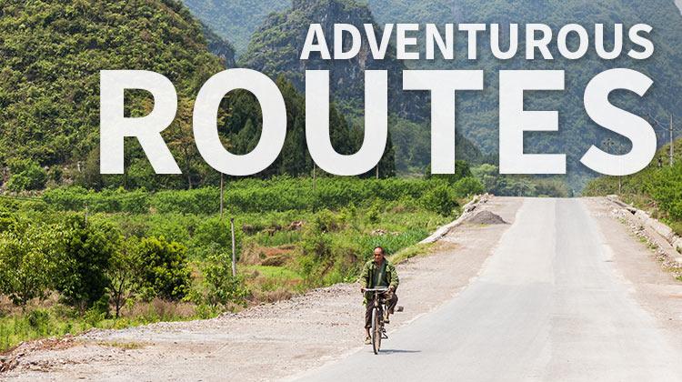 Adventurous Travel Routes