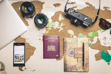 Travel planning - the ultimate checklist for a trip around the world