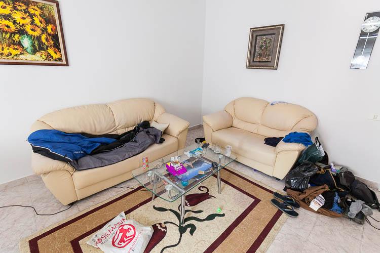 Tirana Couch