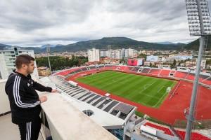 Albania Serbia Football Match