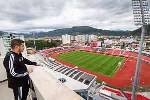 Albania vs Serbia EURO Qualifier