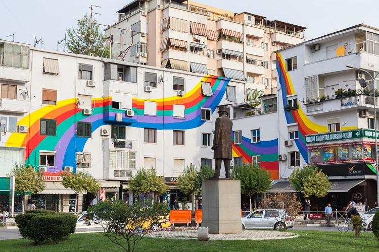 Blloku, Tirana