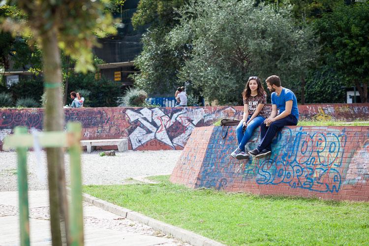 Tirana couple
