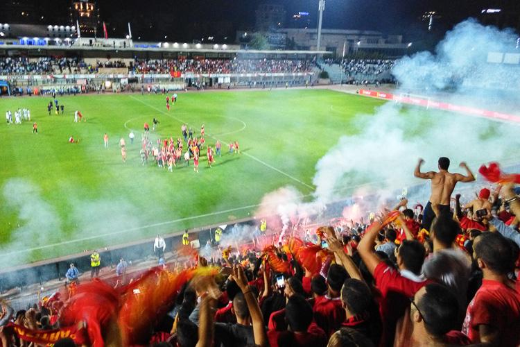 Tirana Football Derby