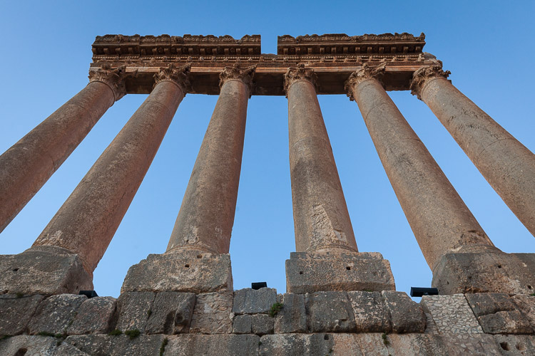 Baalbek Temple of Jupiter