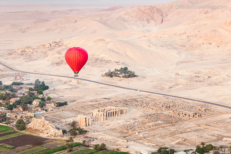 Valley of the Kings - Luxor, Egypt