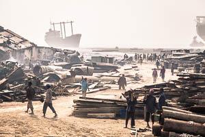 Sitakund beach, Chittagong Bangladesh