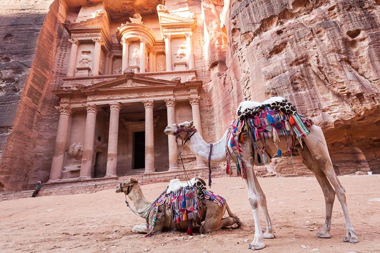Petra's Darkest Secret: The Bedouin Romance Scammers ...