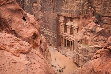 Petra's Darkest Secret: The Bedouin Romance Scammers