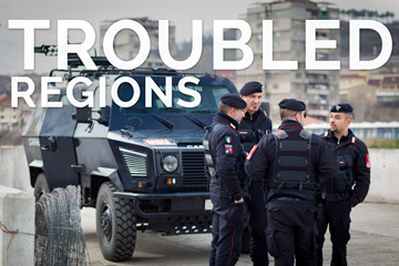 Troubled Regions