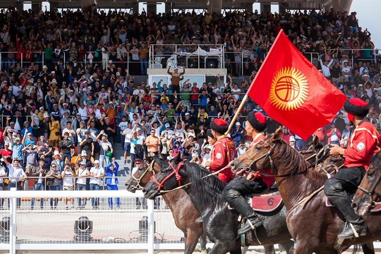Kok-Boru Kyrgyzstan