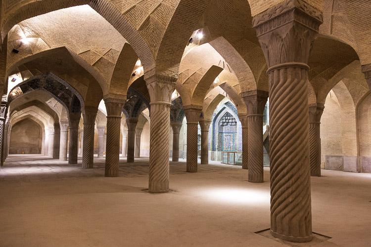 Pink Mosque, Shiraz Iran