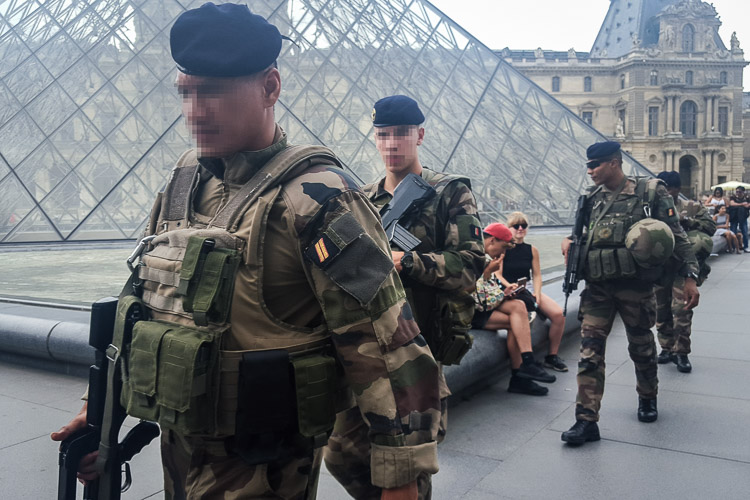 Paris Security