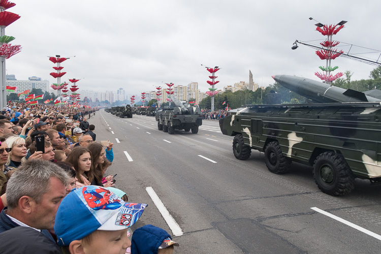 Military Parade Minsk