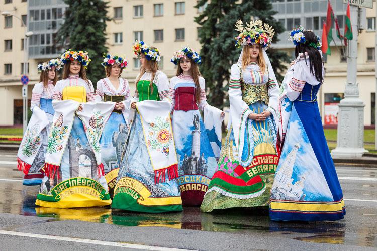 Catwalk run Minsk