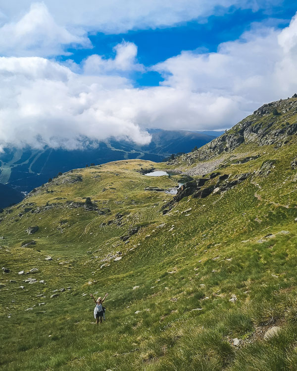 Andorra hiking