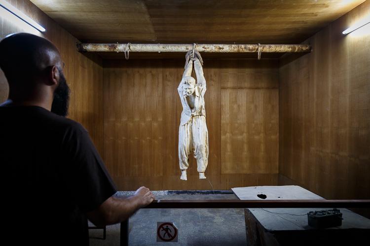 Torture Museum Iraq
